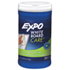 Chiffons de nettoyage d'Expo pour tableau blanc (SAN81850) - Paquet de 50