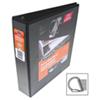 "Wilson Jones Heavy-Duty Customizer 3"" D-Ring Binder (WLJ13671) - Black"