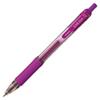 Stylo gel Sarasa à pointe moyenne de Zebra Pen (ZEB46860) - Violet