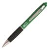 Stylos à bille à pointe moyenne à encre gel Z-Grip MAX de Zebra Pen (ZEB42240) - Vert