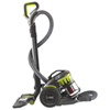 Hoover WindTunnel Bagless Canister Vacuum - Grey/Green
