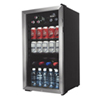 Danby 3.3 Cu.Ft. Bar Fridge (DBC120BLS) - Black