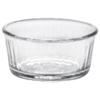 Ramequins en verre 4 po de Duralex - Ensemble de 4 - Transparent