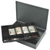 Sparco Cash Box with Tray (SPR15500) - Grey