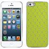 Étui rigide Lux Diamond Proguard de Cellet pour iPhone 5/5s - Vert