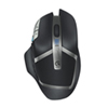 Logitech G602 Wireless Optical Mouse (910-003820) - Black