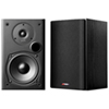 Polk Audio T15 Bookshelf Speakers - Black - Pair