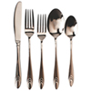 Paderno 20-Piece Redpoint Cutlery Set