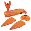 Borner Germany VPower V-Slicer Mandoline (V-7000OR) - Orange