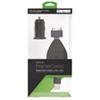 Chargeur rétractable pour l'auto USB/30 broches de ReTrak (ETIP30CHGCB)