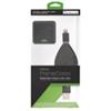 Adaptateur mural rétractable USB/Lightning de ReTrak (ETLTCHGWB2)
