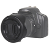 Bower 67mm Pro Series Tulip Lens Hood & Cap Kit (HV67CAN)