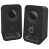 Logitech Z150 2.0 Channel Computer Speaker System - Black