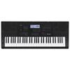 Clavier à 61 touches de haute qualité de Casio - Noir (CTK-6200K3)