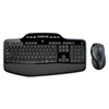 Ensemble de clavier et de souris sans fil de Logitech (MK710)