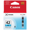 Canon Cyan Photo Ink (CLI-42 PC)