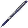 Stylo à bille roulante de 0,7 mm Hi-Tecpoint V7 Grip de Pilot (PIL279799) - Bleu