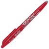 Stylo gel effaçable FriXion de Pilot (PIL322716) - Rouge