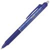 Pilot FriXion Clicker .50mm Gel Pen (PILBLRTFR5BE) - Blue