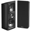 Definitive Technology Mythos Gems 200-Watt Bookshelf Speakers - Black - Pair