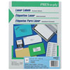 "Avery Pres-A-Ply 2"" x 4"" Standard Laser Shipping Label (AVE30603) - 1000 Pack - White"