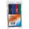 Marqueur permanent d'Integra (ITA30012) - Paquet de 4 - Multicolore