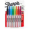 Sharpie Retractable Fine Point Marker (SAN32730PP) - 8 Pack - Assorted