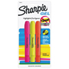 Paquet de 3 surligneurs gel Accent de Sharpie (SAN1780475) - Assortiment