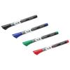 Quartet Endura-Glide Dry-Erase Fine Point Marker (QRT03478) - 4 Pack - Assorted