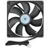 Insignia 120mm PC Case Cooling Fan - Black