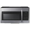 Four à micro-ondes à hotte intégrée de Samsung - 1,7 pi3 - Acier inoxydable