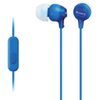 Sony In-Ear Sound Isolating Headphones (MDREX15APLi) - Blue