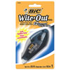 Bic Wite-Out correction tape (BICWOECGP1)