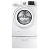 Samsung 4.8 Cu. Ft. High Efficiency Front Load Washer (WF42H5000AW/A2) - White