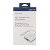 Adaptateur Mini DisplayPort à VGA d'Insignia (NS-PD94593-C)