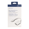 Insignia Mini DisplayPort to HDMI Adapter (NS-PD94592-C)