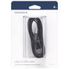 Câble USB A/B de 1,8 m (6 pi) d'Insignia (NS-PU065AB-C)