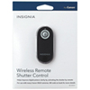 Insignia Remote Wireless Shutter Control (NS-WSCC-C)