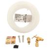 Tuyau de 25 pi de PartsMaster pour machine à glaçons (PMIMPT-25)