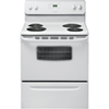 "Frigidaire 30"" 4.8. Cu. Ft. Free-Standing Electric Range - White"