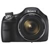 Sony Cyber-shot H400B 20.1MP 63x Optical Zoom Digital Camera - Black