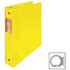 """Wilson Jones Acco Heavy-Duty 1.5"""" Round Ring Binder (WLJ13564) - Yellow"""
