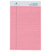 Sparco Coloured Jr. Legal Note Pad (SPR01071) - Rose