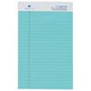 Bloc-notes format légal coloré Jr. de Sparco (SPR01073) - Bleu
