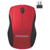 Insignia Wireless Mouse (NS-PNM5003-RD-C) - Red/Black