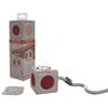 Barre d'alimentation à 5 prises PowerCube Extended (4300/USEXPC)