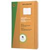Grand carnets lignés 5 x 8,25 po de Moleskine pour Evernote - Paquet de 2