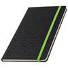 Grand carnet de croquis 5 x 8,25 po de Moleskine pour Evernote - Noir-vert