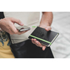 "Moleskine 3.5""x5.5"" Evernote Smart Ruled Notebook - Black - English"