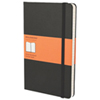 "Moleskine 5""x8.25"" Large Ruled Notebook - Black"